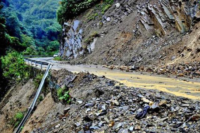 铜陵市公安局开展地质灾害应急救援演练