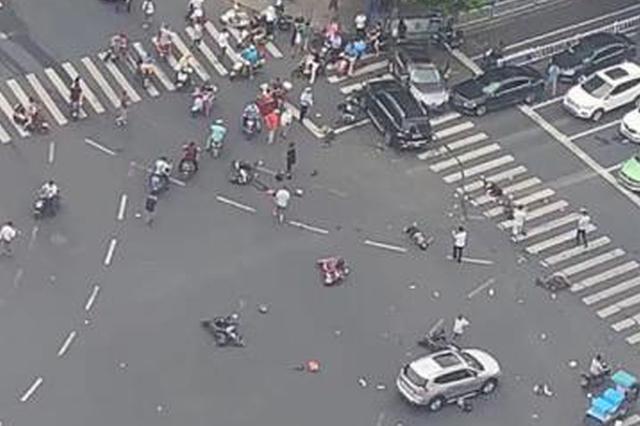 常州致3死10伤事故肇事司机驾驶中昏厥 口吐带血白沫