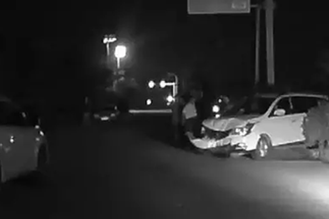 """撞车、醉驾、逆行、超速 这名司机醉驾""""有瘾"""""""