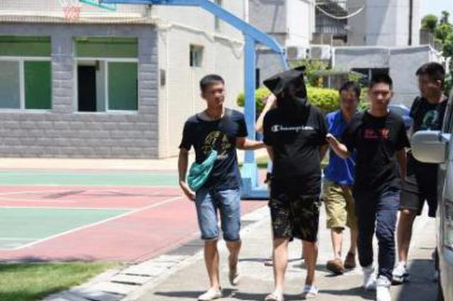 24年前灭门案嫌犯被淮南警方抓获