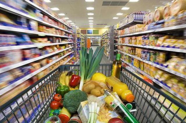 上半年安徽消费品零售总额增幅位居全国第三