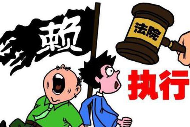 """宁国一""""老赖""""欠钱不还 因""""拒执罪""""获刑一年"""