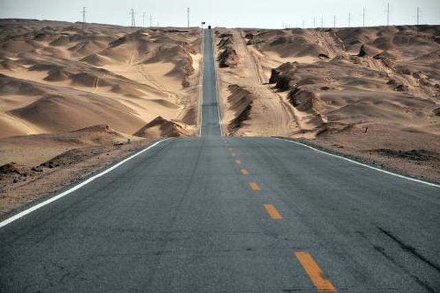中国公路总里程已达484.65万公里 畅通九州