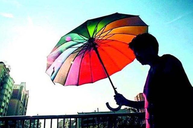 35℃+ 芜湖市昨发布高温黄色预警