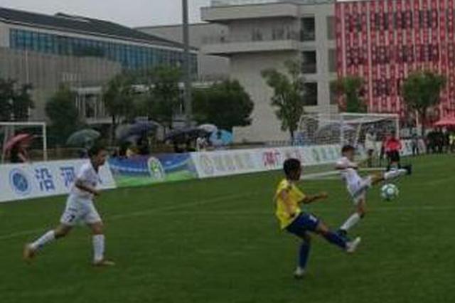 教育部:今年计划遴选建设3000所足球特色幼儿园