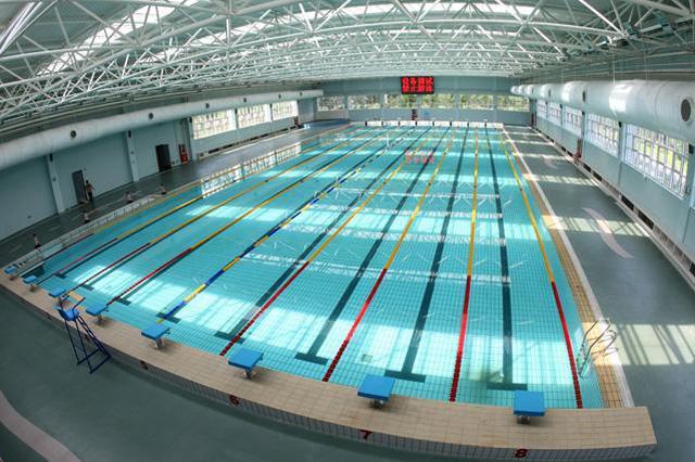 合肥市公布152家游泳池卫生等级