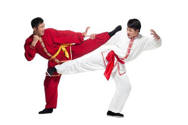 第四届黄山论剑·国际武术大赛开赛