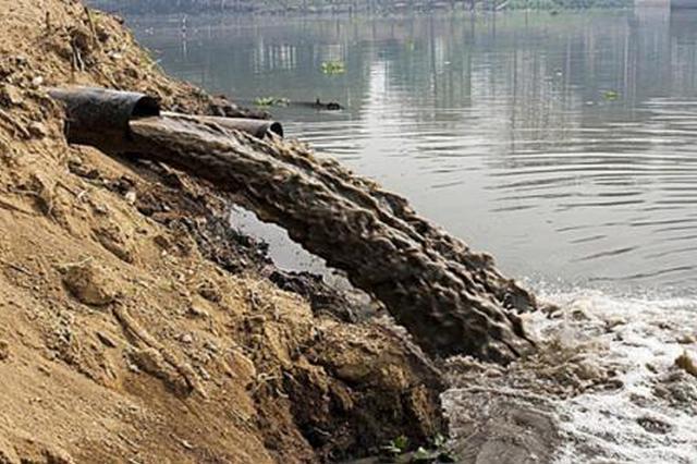 合肥南淝河今日降水位查污水