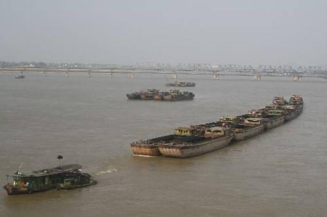 干旱进行时 安徽淮河蚌埠闸水位为16年来同期最低
