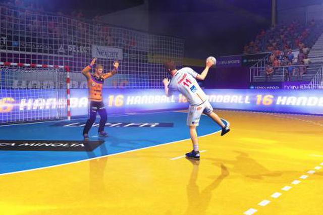 蚌埠女子手球队获全国冠军