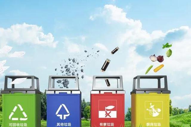 安徽:年底前 设区的市全面启动生活垃圾分类