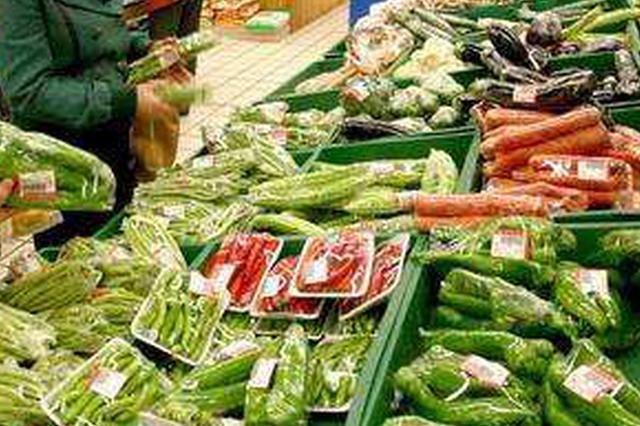 安徽居民生活必需品价格总体略涨