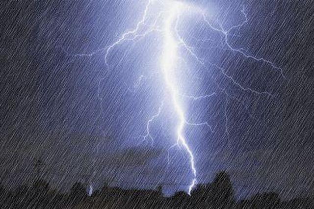 雷暴大风短时强降水要来了