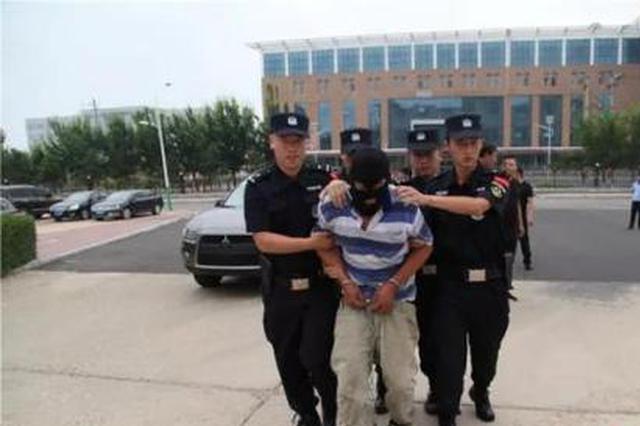 马鞍山警方成功抓获一名公安部督捕逃犯