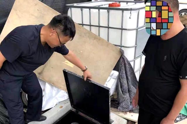 """合肥警方集中""""清雷"""" 24小时拆除16个""""炸弹"""""""