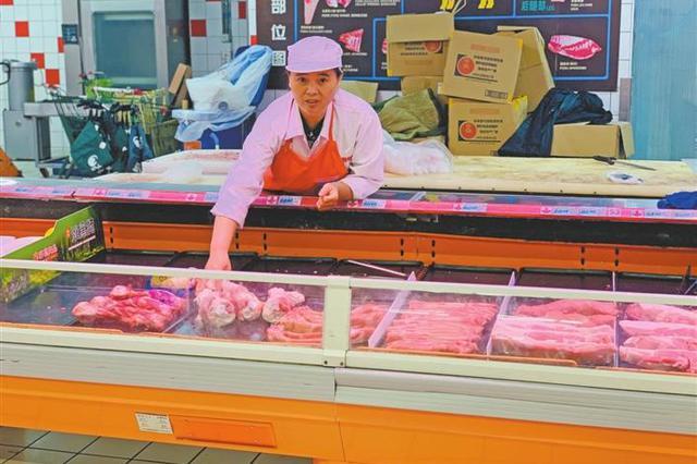 同比涨幅超六成 猪肉价格步入历史最高位
