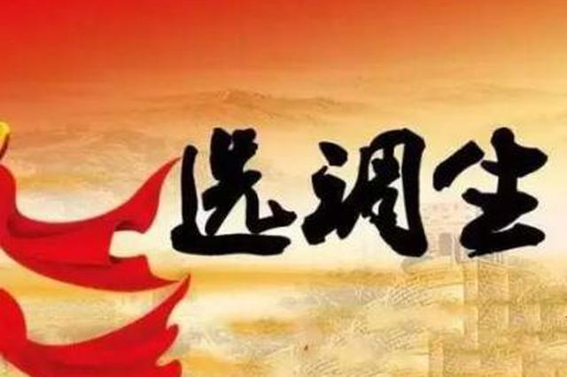 587名 安徽省2019年拟录用选调生公示