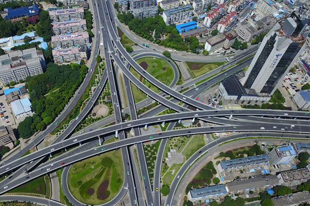 合肥城市高架交通网络蝶变之路