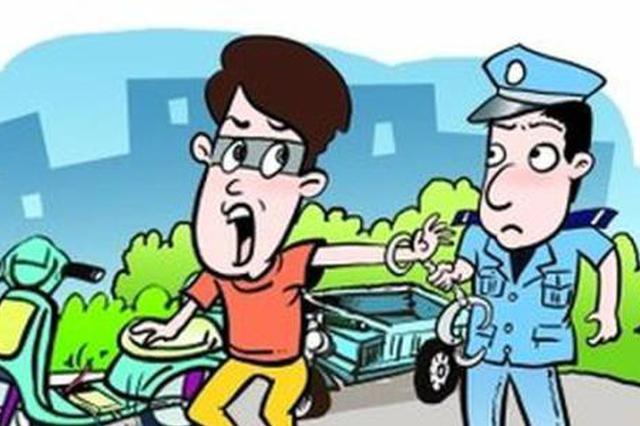 合肥300余人拿回失窃电瓶电动车