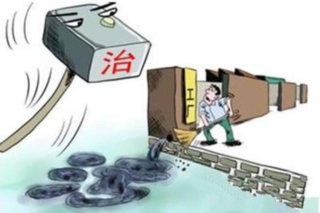"""安徽:""""散乱污""""专项排查已整改16666家企业"""