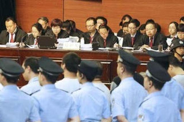 威胁剥削百姓 芜湖一33人涉黑团伙受审