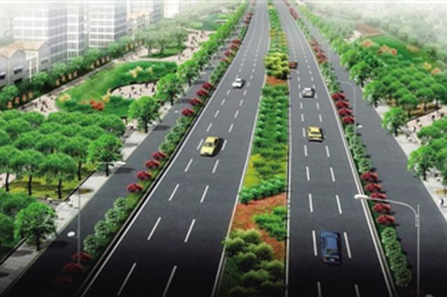合肥长江东路正式开始改造
