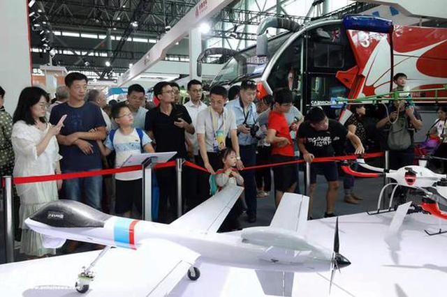 世界制造业大会迎来观展客流高峰