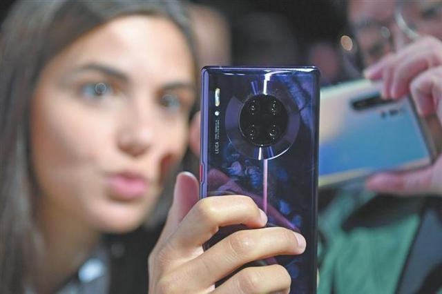 华为发布全球首款 第二代5G手机