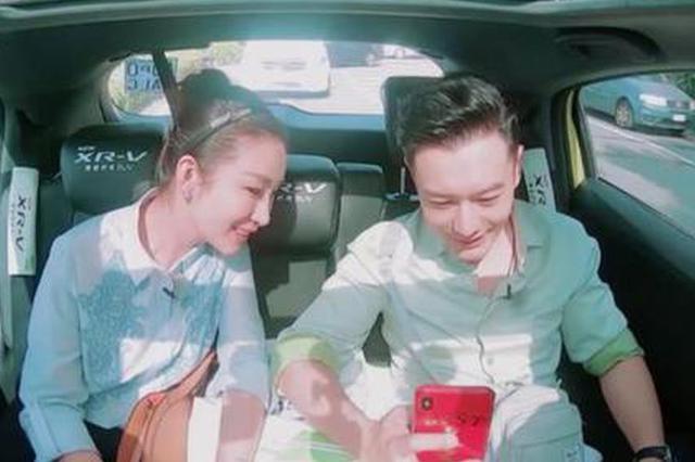 黄晓明与儿子视频通话 小海绵奶音太萌