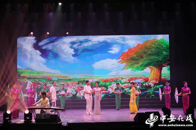 蚌埠站举办庆祝新中国成立70周年文艺汇演