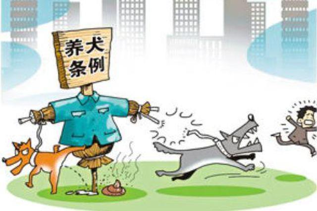安徽省黄山和蚌埠《犬类管理条例》获审查批准