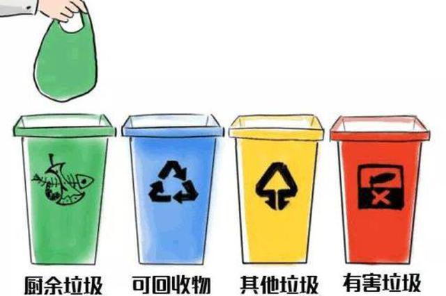 安徽省今年底将全面启动生活垃圾分类工作