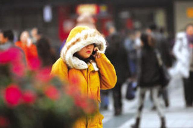 本周见阳光无望 今天开始安徽全省平均气温缓慢下降