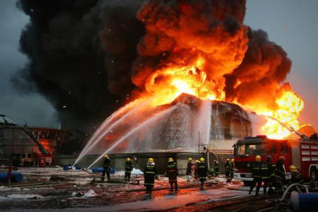 应急管理部:前九月接报火灾数同比降4.9%