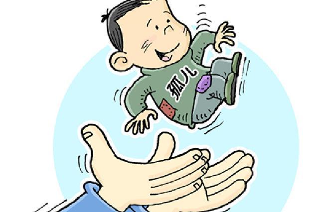 涡阳县完成孤儿生活费提标发放工作