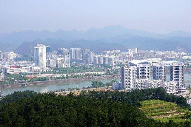 70年,黄山市不断增强高质量发展后劲