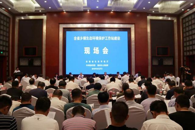 亳州乡镇生态环境保护机构建设初见成效