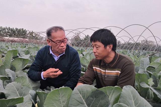 """纪建立:老""""纪""""伏枥 为农民服务壮心不已"""