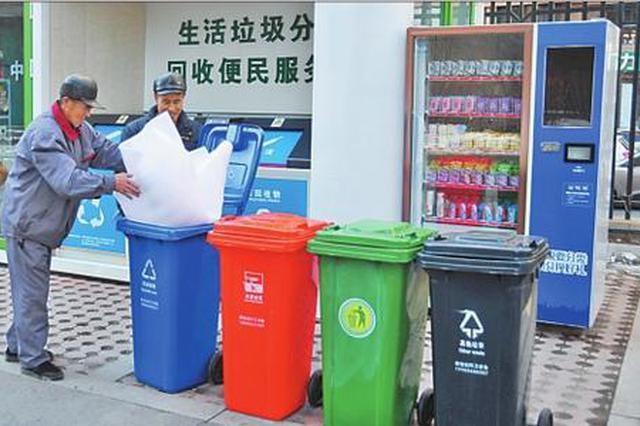 北京:个人不分类投放垃圾拟罚200元