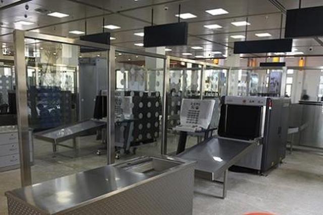 全省火车站提高安检级别