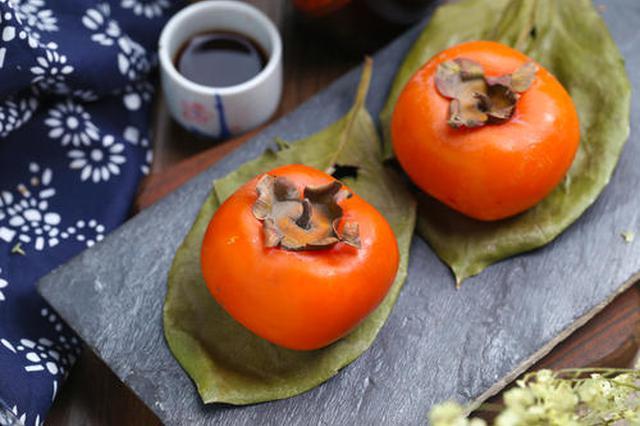 柿子味美但不宜多食