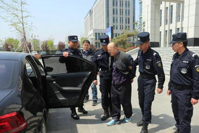 逃亡22年终落网 安徽肥东县公安抓获一名逃犯