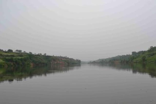 青安江蓄水量近6000万立方米