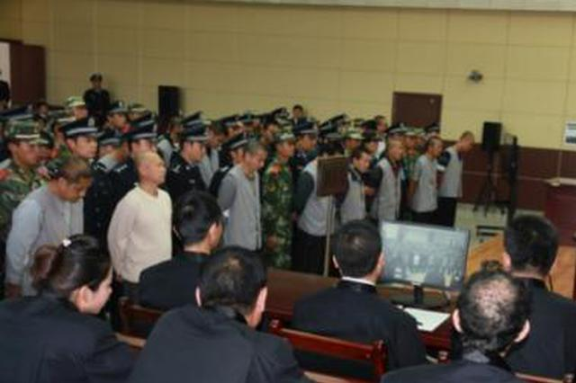全椒县一15人涉黑团伙主犯获刑16年两个月