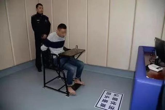 """""""碰运气""""拉车门盗窃 合肥民警抓获了这名犯罪嫌疑人"""