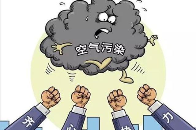 阜阳实施大气污染防治临时特别管控