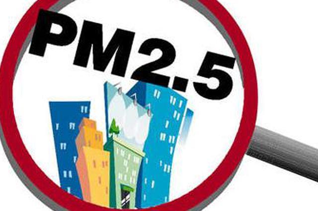 国产PM2.5监测设备超六成合肥造