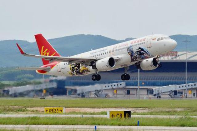 合肥机场将执行冬航季航班 加密新增京津冀等地航班
