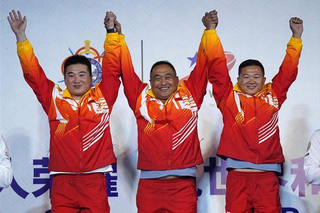 军运会射击:中国队再获四枚金牌