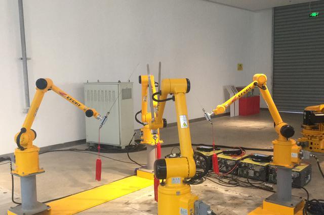 """""""推动高质量发展调研行""""走进芜湖机器人产业园"""